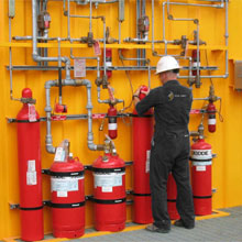 Industrial Fire Protection Services | Total Safety