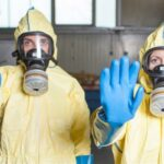 Staying safe with facial hair and respirators