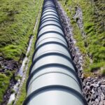 $12M fine for pipeline results in resumed construction