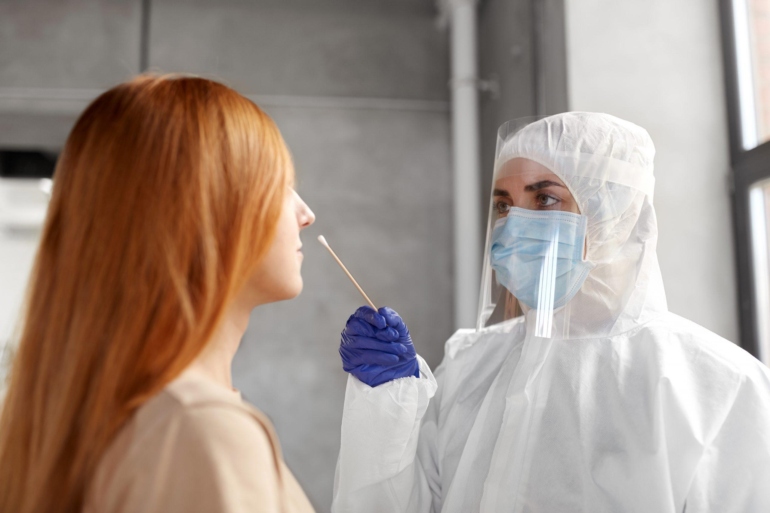 COVID-19 PCR Testing