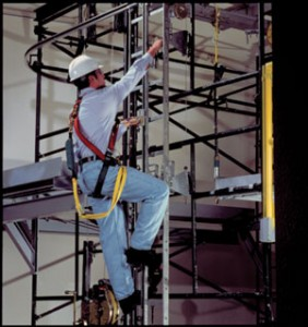 MSA Dynaglide Fall Protection