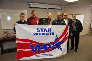 Total Safety's Valero Houston Refinery Location Receives OSHA'a VPP Star Award