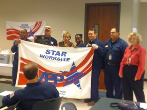 Total Safety's Valero St. Charles Refinery Location Achieves OSHA's VPP Star Award