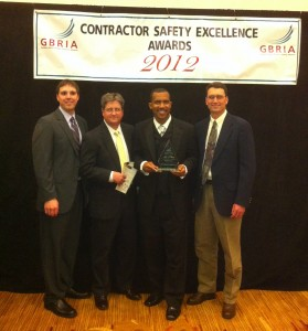Webb Murray, a Total Safety Company, Wins First Place at GBRIA Safety Excellence Awards