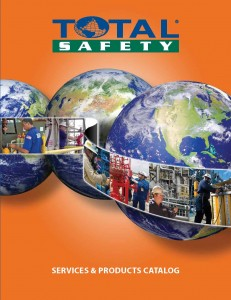 Total Safety releases a new edition of its Services and Products Catalog.