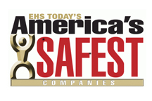 Total Safety selected as one of America's Safest Companies 2012 by EHS Today.