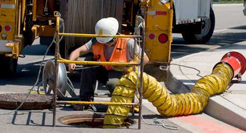 Confined Space Safety – Total Safety