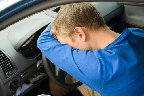 Fatigued driving is a major concern for the oil and gas industry.
